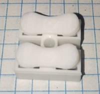 Разьем провода соединитель клеммник пружинный зажим, фото 1