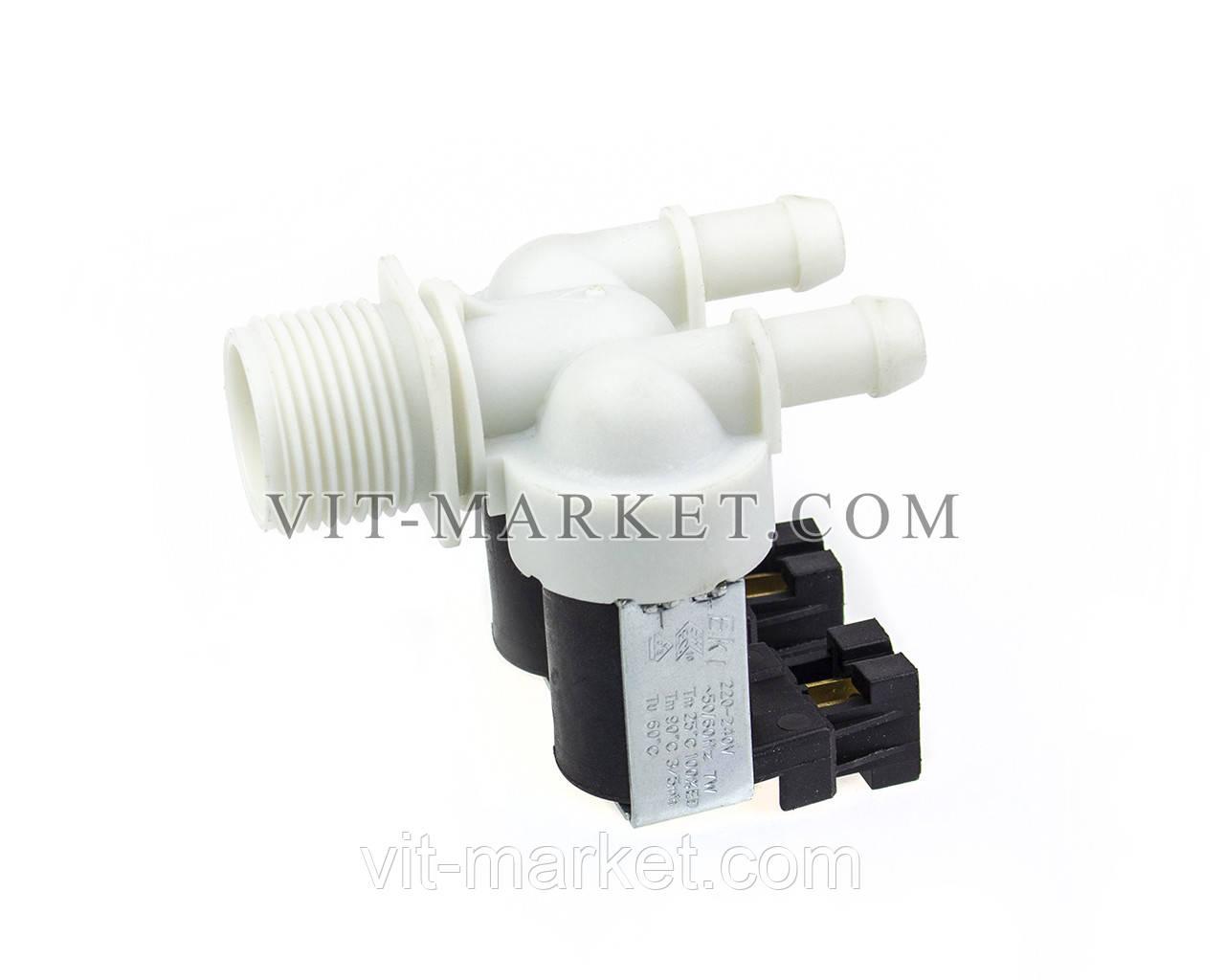 Клапан подачи воды AEG-Electrolux-Zanussi 2/180 код 1240825040