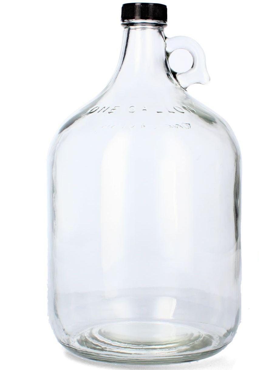"""Бутылка с пластмассовой крышкой с ручкой """"Galon"""" 3.85л"""