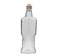 Бутылка с корковой пробкой Украинка 0.5л, фото 1