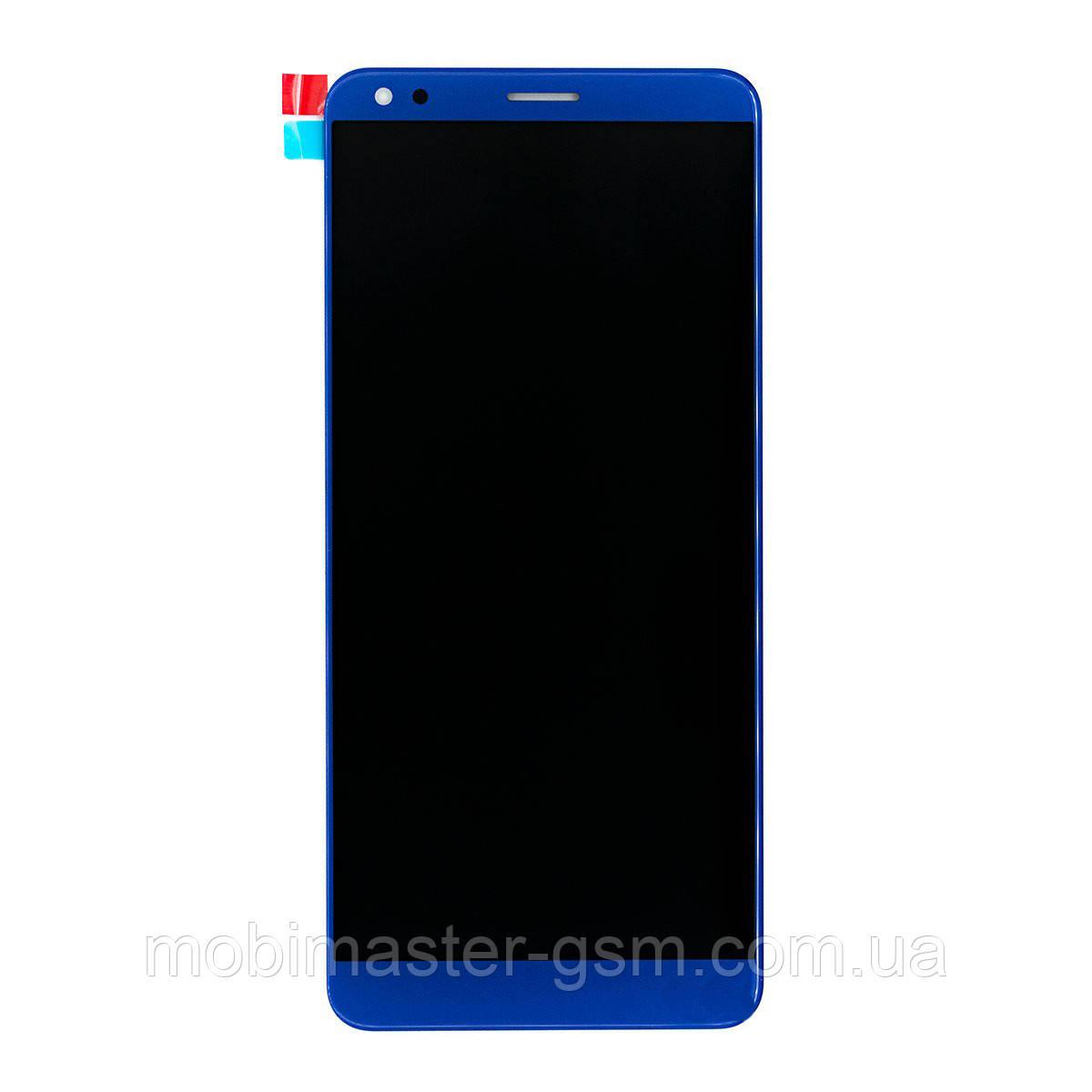 Дисплейный модуль ZTE Blade V9 blue