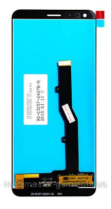 Дисплейный модуль ZTE Blade V9 blue, фото 2
