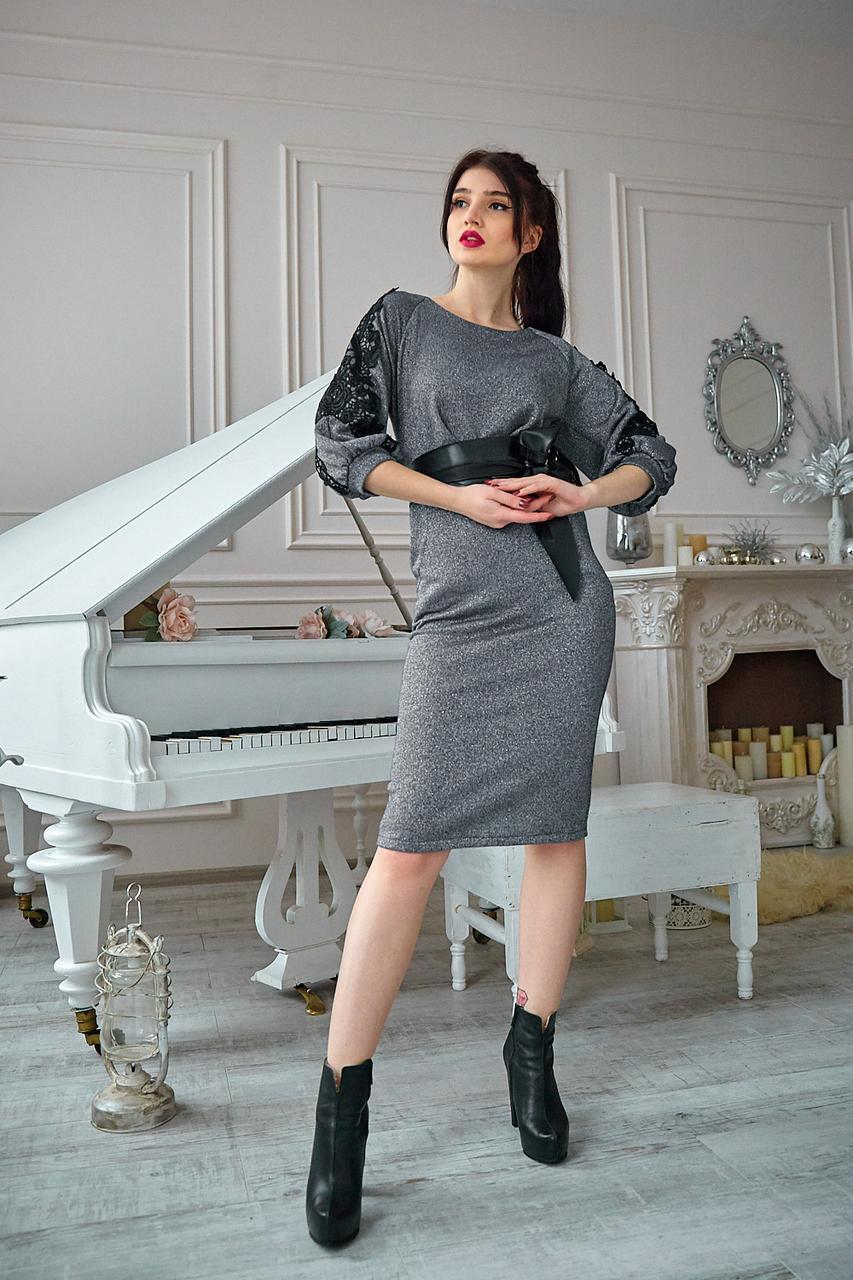 Платье-футляр из люрекса.Разные цвета
