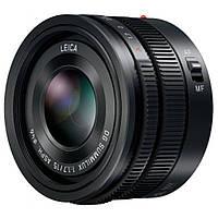 Объектив PANASONIC Lumix G 15mm f/1.7 Leica Black (H-X015E-K), фото 1
