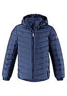Демисезонная куртка-пуховик для мальчика Reima Falk 531341.9-6980. Размеры 104-164., фото 1