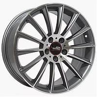 Литые диски Replica Mercedes (MB139) R17 W7.5 PCD5x112 ET47 DIA66.6 (GMF)