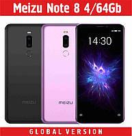 """Meizu Note 8 Global Version 4/64Gb 6"""" Full HD+ / Snap 632 / Камеры 12+5 Мп  / 3600мАч / + чехол /"""