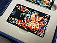 """Подарочный набор аксессуаров """"Премиум"""": ежедневник в кожаный, ручка в футляре, Xiaomi Power Bank и флеш-карта, фото 3"""