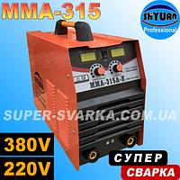Сварочный инвертор SHYUAN MMA-315 (220/380В)