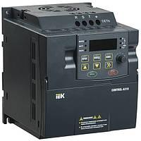 Преобразователь частоты CONTROL A310 3Ф 0,75кВт 2,3А IEK
