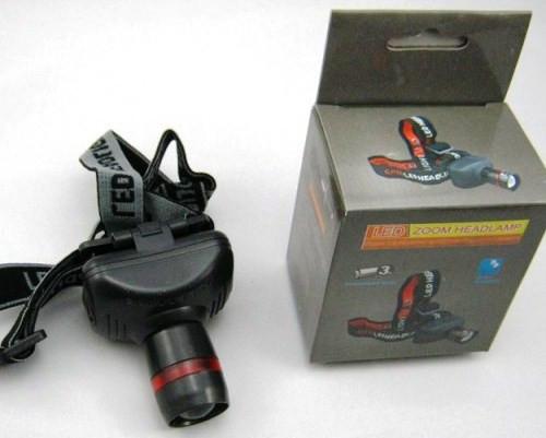 Налобный фонарик Police BL-6611