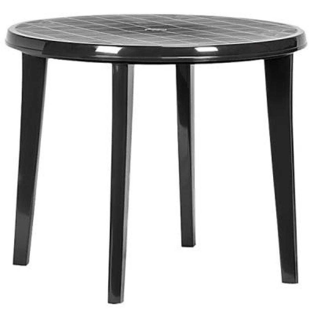 Стол садовый Curver Lisa серый (17180053939)