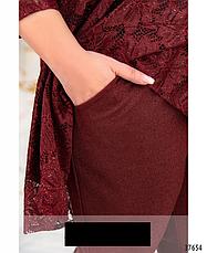 Костюм женский нарядный размеры: 50-52, фото 3
