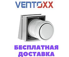 Рекуператор Ventoxx Slim Line, в стіни товщиною від 150мм, на приміщення до 25м2.