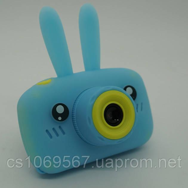 Фотоаппарат детский Blue