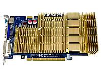 Видеокарта Gigabyte 8500 GT 512Mb PCI-Ex DDR2 128bit (DVI, VGA, sVideo)