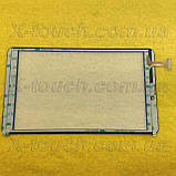 Тачскрін, сенсор Glofiish EVO для планшета, чорного кольору., фото 2
