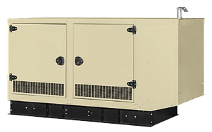Трифазний газовий генератор SDMO GZ60 (47 кВт)