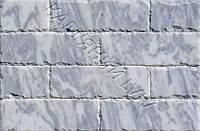 """Плитка мраморная со сколом 10см x  L """"DIAS GREY"""" KLVIV Испания"""