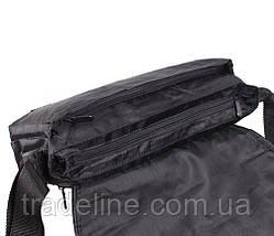 Сумка мужская Dovhani KAPP008-15313 Черная, фото 3