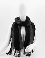 ШАРФ женский M&JJ МИЛАН Черный 180х65 см (8583)