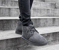 Ботинки мужские UGG Neumel PA54 серые