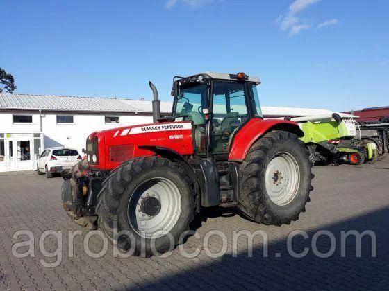Трактор Massey Ferguson 6485