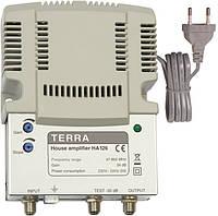 Підсилювач ТВ сигналу TERRA HA126 будинковий (10539)