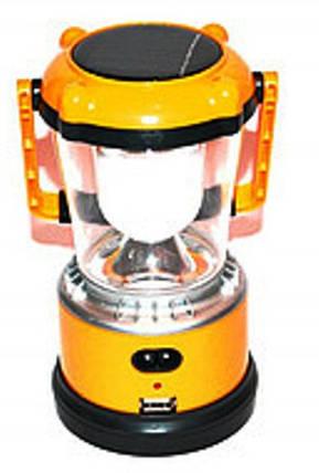 Кемпинговый светодиодный фонарь-лампа SN-968, фото 2