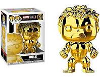Фигурка Funko Pop Фанко Поп Marvel Studios 10 Hulk Chrome Марвел Халк 10 cм  - 223115