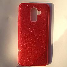 Чехол для Samsung J8 2018 Dream Red