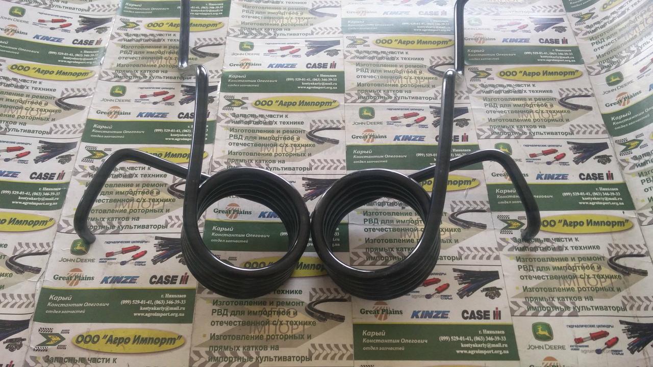Пружина прикатывающего колеса правая RH N283994/N282888 Greenly