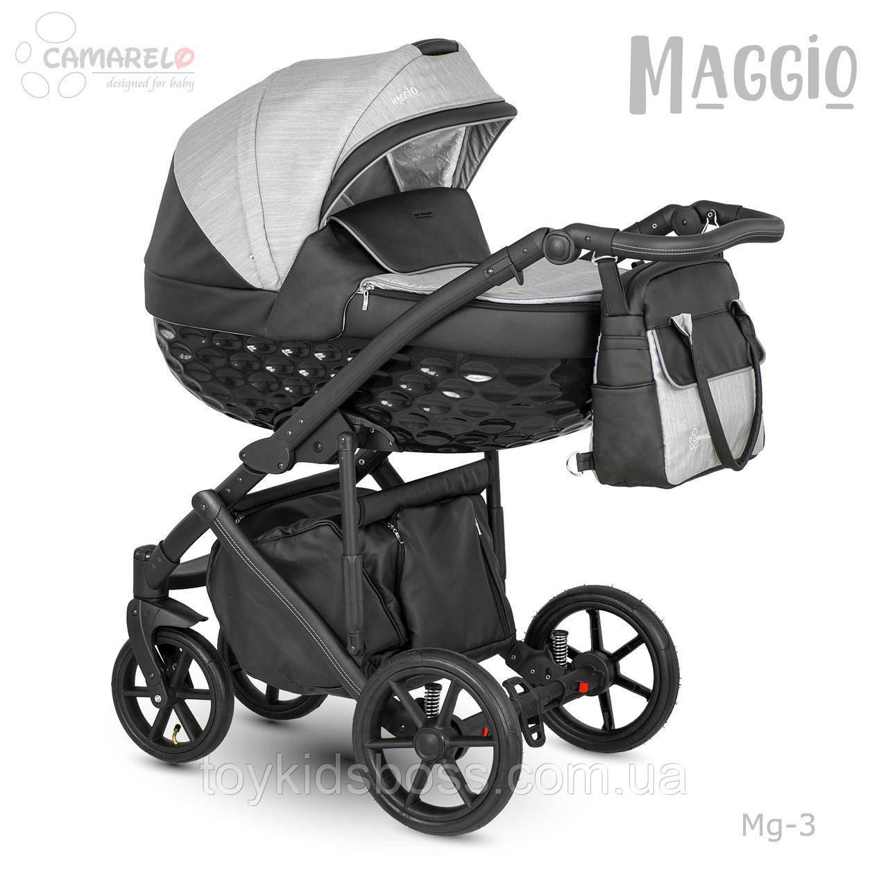 Детская коляска 2 в 1 Camarelo Maggio-03