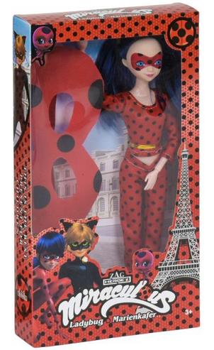 Лялька Леді Баг з маскою.Лялька іграшка для дівчаток.Ігровий набір Лялька Леді Баг з маскою.