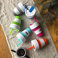 Стакан для кофе, многоразовый кофейный стакан, складная кружка, складная чашка,складной стакан кофейный стакан