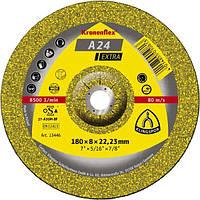 Круг зачистной по металлу 180х6.0х22,23//Klingspor