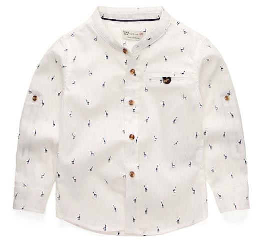 Рубашка детская   120, 130, 140