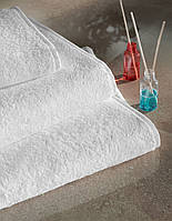 Полотенце махровое 50*90-Белый,550 гр/м²