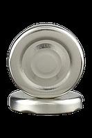Крышка к баночке ТО 43 серебро