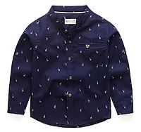 Рубашка детская 100, 110,  130, 140