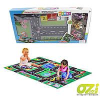 Детский игровой коврик 528-7А 80х70 см