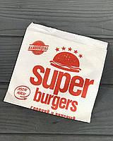 Упаковка бумажная для Гамбургера 33 1000 шт