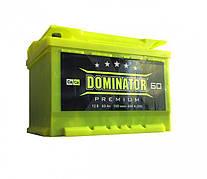 DOMINATOR PREMIUM 6CT-65 Автомобильный аккумулятор