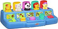 Playskool Poppin 'Pals Игрушка пианино с животными от Hasbro в эко-упаковке