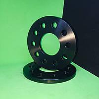 Проставки колесные сквозные 10мм/ psd 5х100х108/ dia 63,4 (Ford, Jaguar, Volvo, Land Rover)