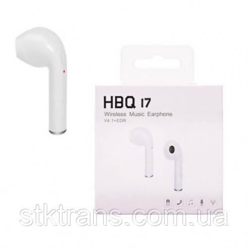 Беспроводная гарнитура Wireless i7s Белый (hub_sOhX64016)