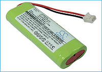 Аккумулятор Dogtra 28AAAM4SMX, 40AAAM4SMX, BP-RR, DC-1 (300mAh)