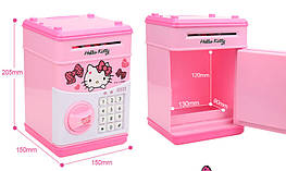 "Сейф-копилка с кодовым замком ""Hello Kitty"""