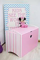 Ящик для игрушек, фото 1