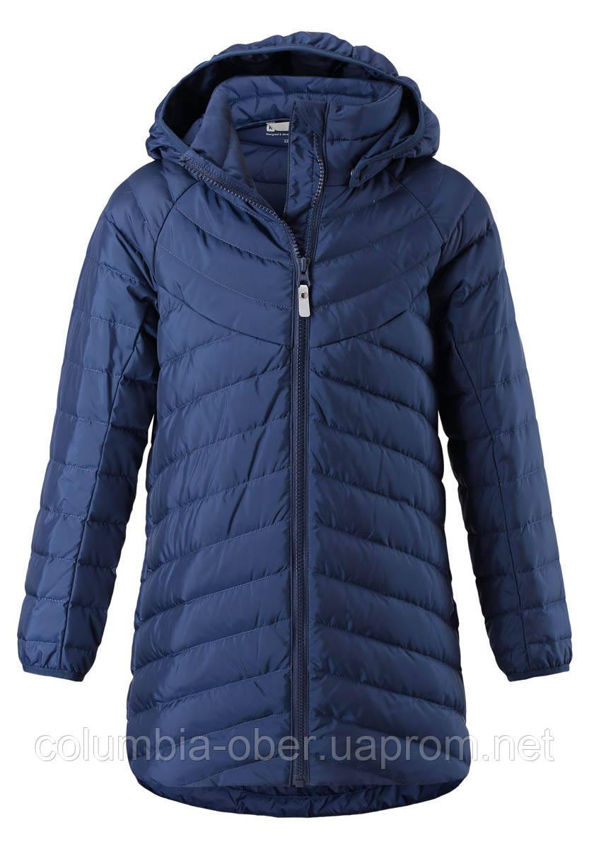 Демисезонная куртка-пуховик для девочки Reima Filpa 531342.9-6980. Размеры 104-164.